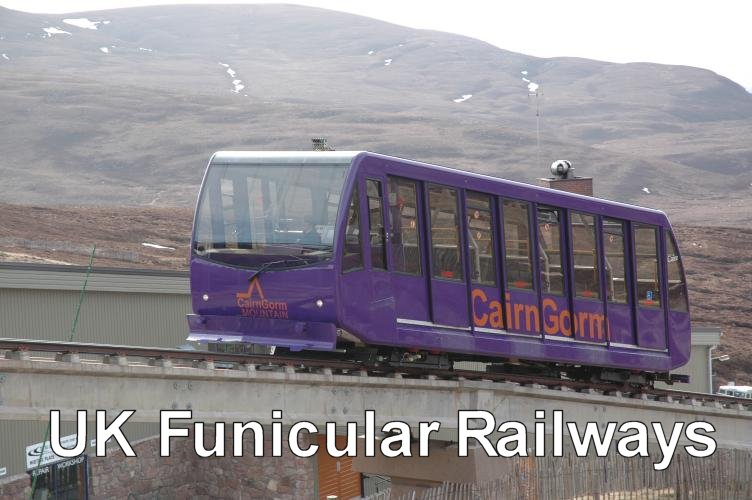 UK Funicular Railways