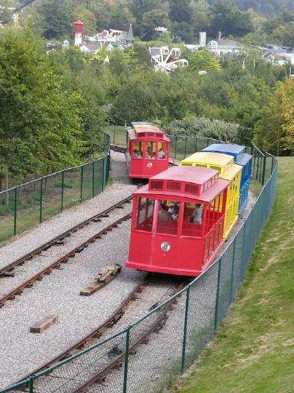 Cars On Line >> Legoland Hill Railway